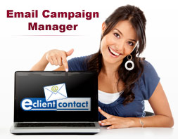 Email Campaign Manager - Eclient Contact